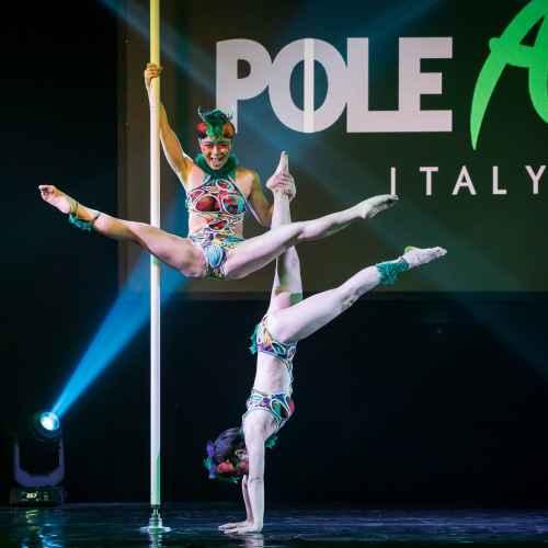 pole art italy 2016 double elite 37