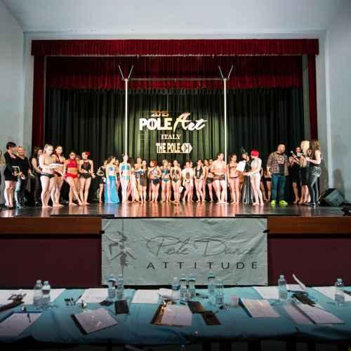 Pole art italy 2015 premiazioni 15