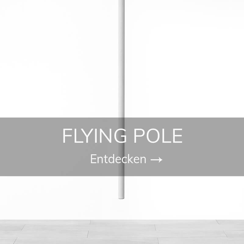 Pole Dance Fitness - Luftdisziplinen flying pole