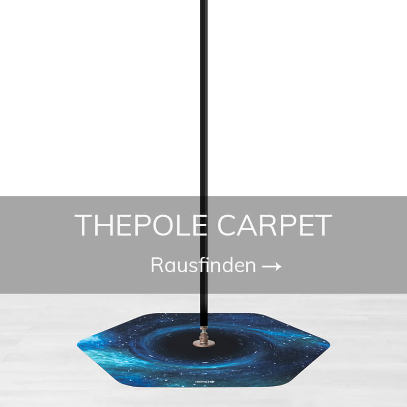 Poledance ausrustung Carpet